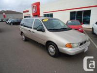 1998 Ford Windstar: ***AS TRADED SPECIAL*** This van