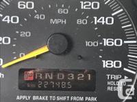 Make GMC Model Safari Passenger Year 1998 Colour