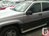 1998 JEEP GRAND CHEROKEE.   - STOCK #: MBB3653A.  -