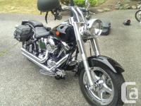 1998 95 year anniversary fat boy for sale. Mint