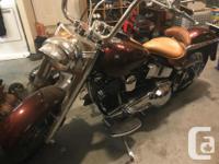 Make Harley Davidson Model Fatboy Year 1998 kms 67000