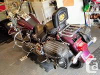 Make Harley Davidson Model Softtail Year 1998 kms