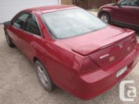 Make Honda Model Accord Coupe Year 1998 Colour Red kms