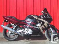 1998 Honda CBR600 F3 motorcycle in great condition and for sale  Ontario