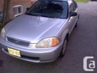 Hi selling a 98 Honda civic , in good overall condition