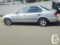 Make Honda Model Civic Year 1998 Colour Silver Trans
