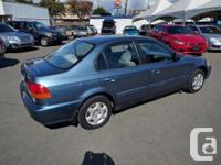Make Honda Model Civic Year 1998 Colour Blue kms