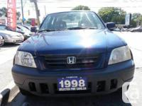 Blue with 4 cylinder automatic transmission, air-con,