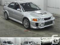 We have bought another EVO 5 on 30.9.2013. The car will