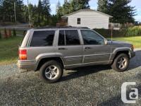 Make Jeep Model Grand Cherokee Year 1998 Trans