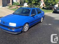 Up for sale is my 1998 Volkswagen Jetta vr6 turbo. This