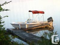 1998 Key West Bow Rider Dual Console powered by 1998