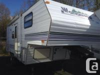 We are selling a Wanderer Lite by thor Bunk version 5th
