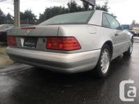 Make Mercedes-Benz Model SL500 Year 1998 Colour Silver