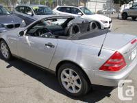 Make Mercedes-Benz Model Slk Year 1998 Colour Silver