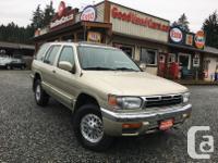 Make Nissan Model Pathfinder Year 1998 Colour Gold kms