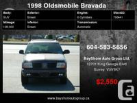 Check out our website for more pics  1998 Oldsmobile