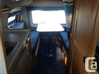Great condition 1998 Pleasureway class B van   Air