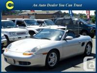 Stock ID: 180 Year: 1998 Make: Porsche Design: Boxster