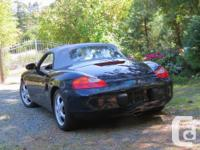 Make Porsche Model Boxster Colour Midnight Blue Trans