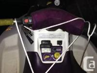 1998 SeaDoo 3seater Jet Ski Good condition. Steering