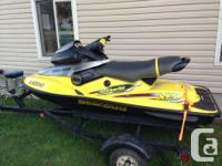 Offering my 1998 2 seater Sea Doo 951. I got the Sea