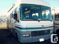 1998 SOUTHWIND 32ft Classe A Motor Home 454 chev Equipt