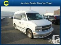 1998 Chevrolet ASTRO Starcraft FULLY PACKED CAMPER VAN