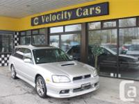 Make Subaru Model Legacy Year 1998 Colour Silver kms