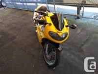 Make Suzuki kms 23990 1998 Suzuki TL1000r Ohlins rear