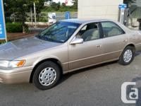 Make Toyota Model Camry Year 1998 Colour Brown kms