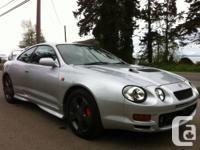 1998 Toyota Celica Gt-4 turbo, all wheel drive,