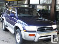 Make Toyota Model Hilux Year 1998 Colour Blue kms