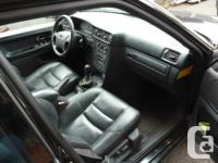 Make Volvo Model V70 Year 1998 Colour Black/Black kms