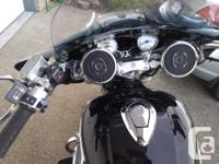 Make Honda Model Valkyrie Year 1998 kms 114000