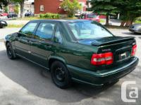 Make Volvo Model S70 Year 1998 Colour green kms 318000