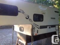 """I have a 1998 Voyager 8'9"""" camper, has a queen size"""