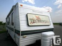 1998 FLEETWOOD WILD 295. Trip Trailer. $6,900.00.