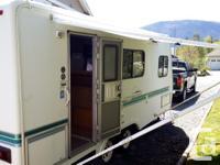 1999 22RKS Columbia River Bigfoot Travel Trailer. Well