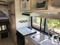 Highly desirable camper in excellent condition.