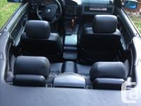 Make BMW Model 328i Cabriolet Year 1999 Colour Black