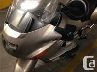 Make BMW Year 1999 kms 70800 1999 BMW K1200LT Ultimate