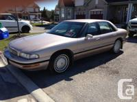 Selling My 1999 Buick LeSabre, This car is in excellent