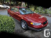 Make Buick Year 1999 Colour red Trans Automatic kms