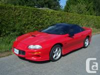 For Sale or Part Trade  1999 Camaro Z-28 Collector's