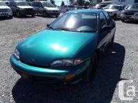 Make Chevrolet Model Cavalier Year 1999 Colour green