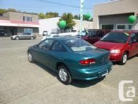 Make Chevrolet Model Cavalier Year 1999 Colour Green