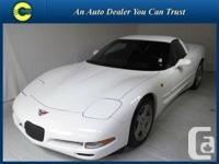 1999 Chevrolet Corvette C5 Totally Filled LS1 V8 345HP
