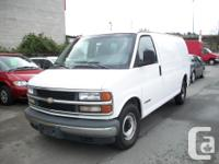 Make Chevrolet Model Express Cargo Van Year 1999