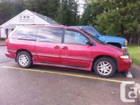 Make Dodge Design Grand Campers Year 1999 Colour red